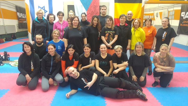 SELF-DEFENCE for WOMEN Dne 8.4.